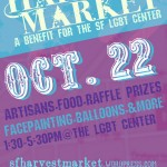Harvest Market at the SF LGBT Center