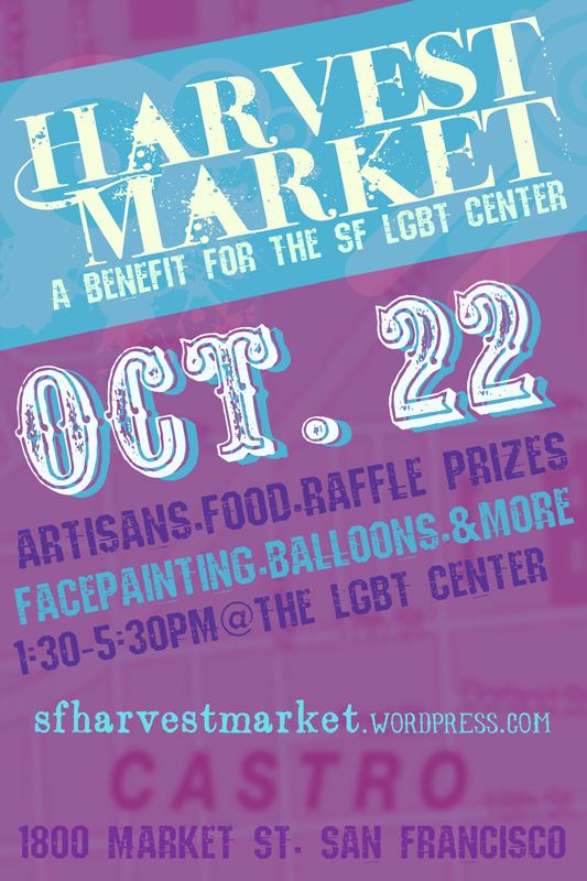 Harvest Market at the LGBT Center